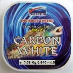 Carbon White 50 mt Tubertini